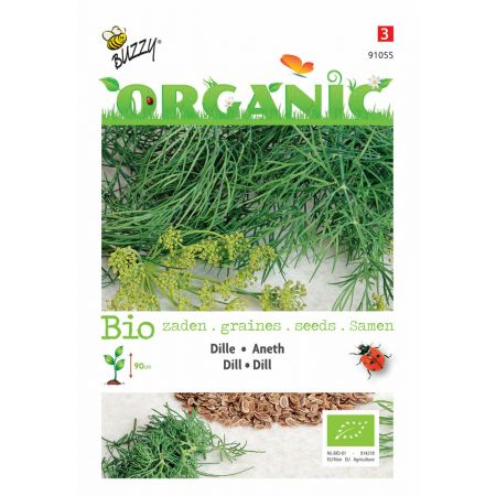 Buzzy® Organic Dille  (BIO) - afbeelding 1